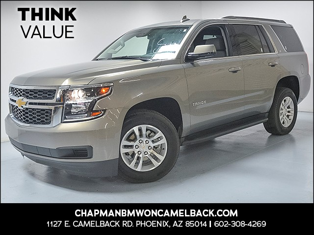 2018 Chevrolet Tahoe LT 29481 miles 6023852286 Chapman Value Center in Phoenix specializing
