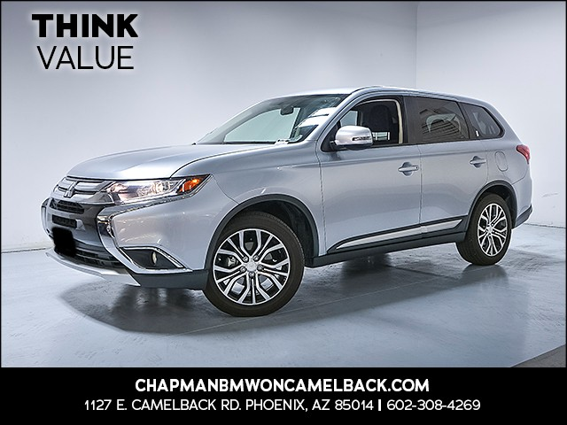 2017 Mitsubishi Outlander SE 36916 miles 6023852286 Chapman Value Center in Phoenix speciali