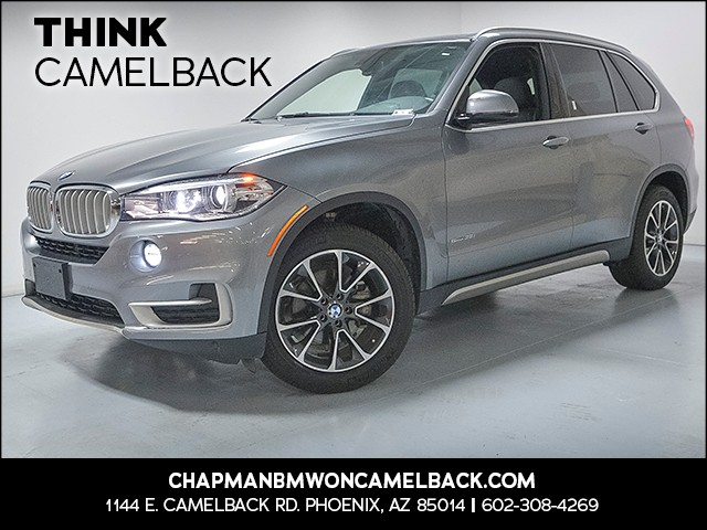 2017 BMW X5 sDrive35i 30411 miles Why Camelback Chapman BMW on Camelback is the Centrally locat