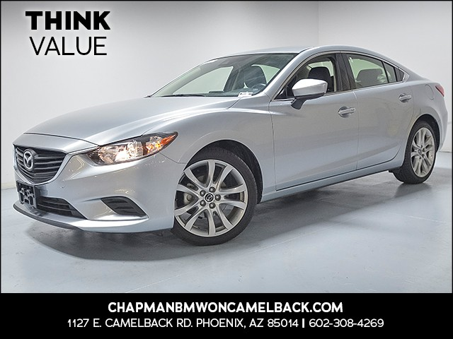 2017 Mazda MAZDA6 Touring 41787 miles 6023852286 Chapman Value Center in Phoenix specializin