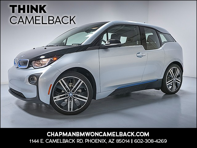 2016 BMW i3 14894 miles Why Camelback Chapman BMW on Camelback is the Centrally located on 12th