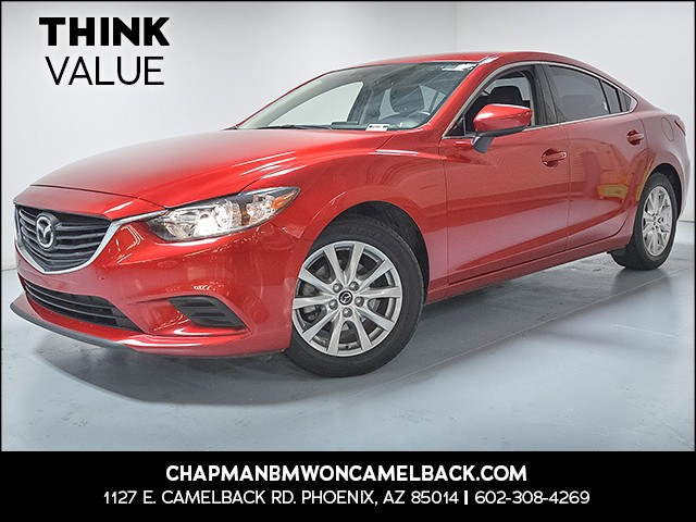 2016 Mazda MAZDA6 i Sport 27085 miles 6023852286 Chapman Value Center in Phoenix specializin