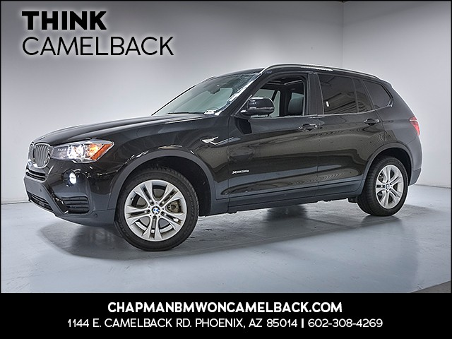 2017 BMW X3 xDrive35i 28807 miles VIN 5UXWX7C36H0W39496 For more information contact our inte