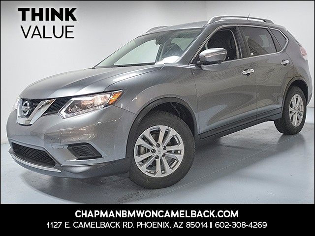 2015 Nissan Rogue SV 36620 miles 6023852286 Chapman Value Center in Phoenix specializing in