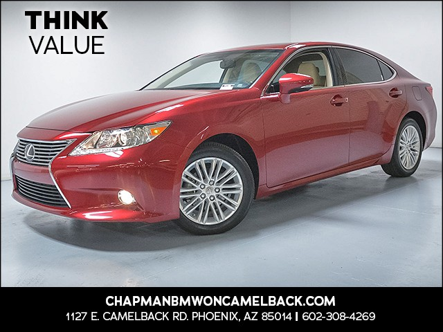 2015 Lexus ES 350 26629 miles VIN JTHBK1GG4F2209703 For more information contact our internet