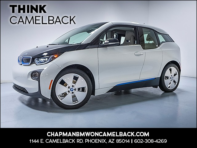 2016 BMW i3 17538 miles Why Camelback Chapman BMW on Camelback is the Centrally located on 12th