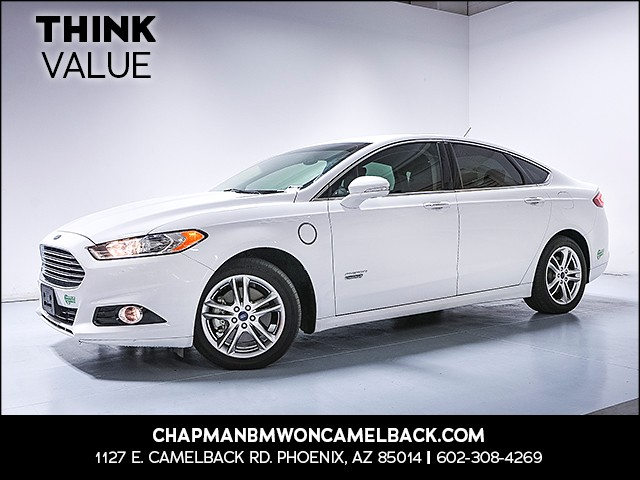 2015 Ford Fusion Energi Titanium 48829 miles 6023852286 Chapman Value Center in Phoenix spec