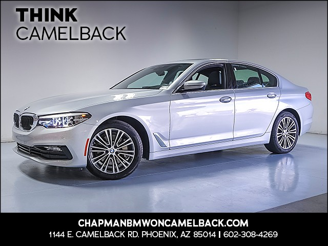 2018 BMW 5-Series 530i 10327 miles Why Camelback Chapman BMW on Camelback i