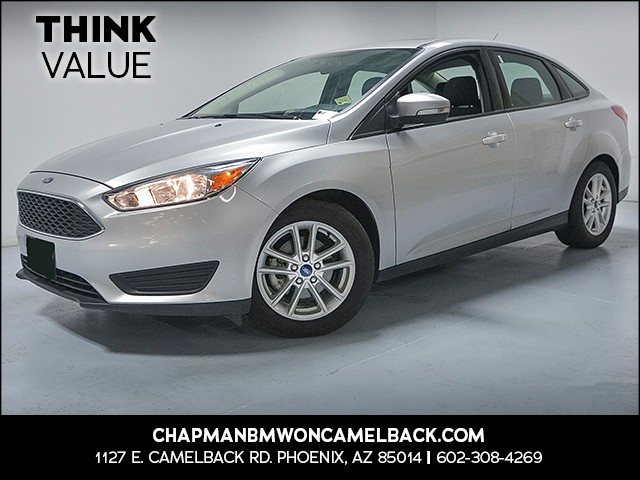 2016 Ford Focus SE 52078 miles 6023852286 Think ValueChapman Value Center in Phoenix speci