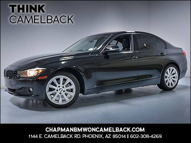 2015 BMW 3-Series Sdn 320i 37992 miles Why Camelback Chapman BMW on Camelback uses real time ma