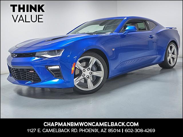 2017 Chevrolet Camaro SS 17769 miles 6023852286 Think ValueChapman Value Center in Phoenix