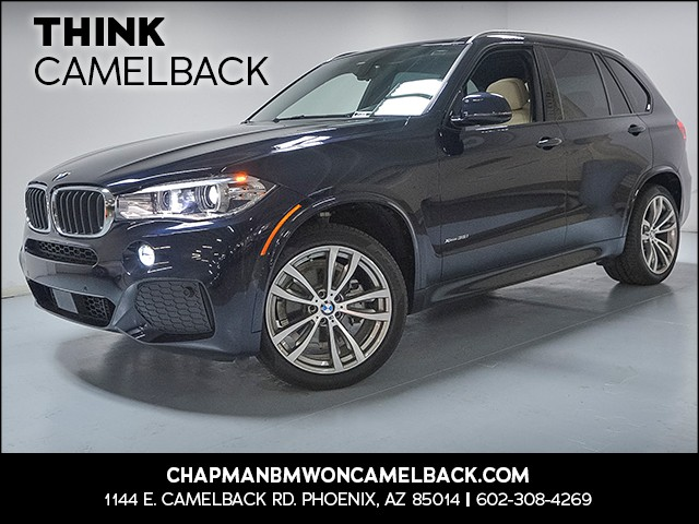 2018 BMW X5 xDrive35i 12277 miles Why Camelback Chapman BMW on Camelback is the Centrally locat