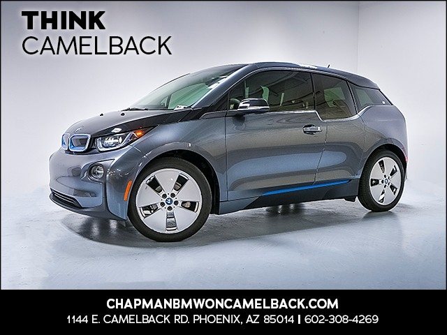 2016 BMW i3 25481 miles Why Camelback Chapman BMW on Camelback is the Centrally located on 12th