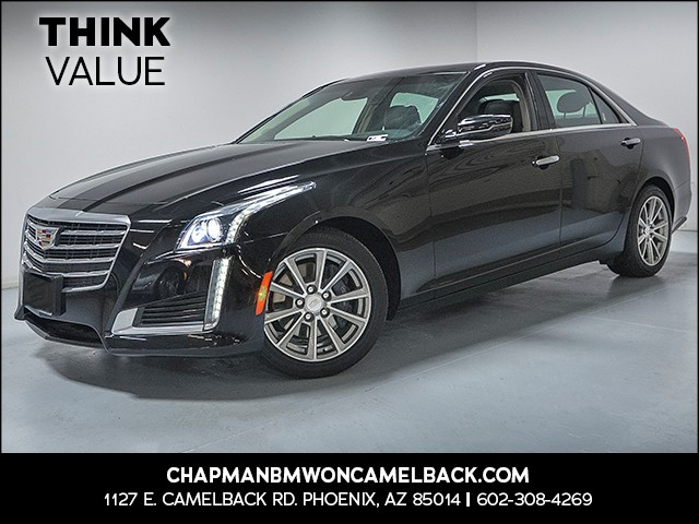 2017 Cadillac CTS 20T Luxury 25187 miles 6023852286 Think ValueChapma