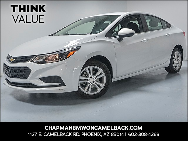 2018 Chevrolet Cruze LT 33139 miles 6023852286 Think ValueChapman Valu