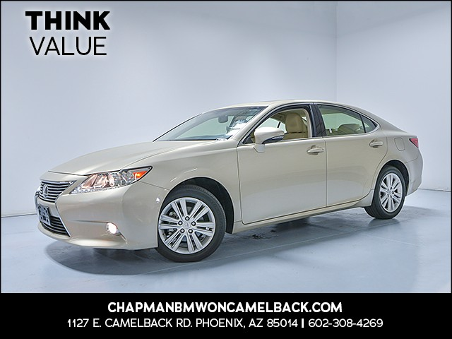 2015 Lexus ES 350 32478 miles 6023852286 Think ValueChapman Value Cent