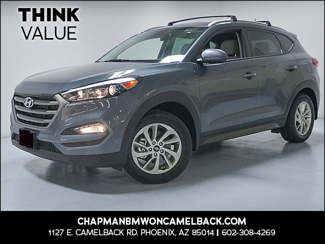 2016 Hyundai Tucson SE 19448 miles VIN KM8J33A45GU209389 For more information contact our int