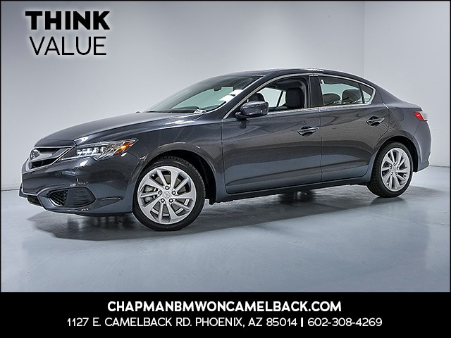 2016 Acura ILX 48563 miles 6023852286 Think ValueChapman Value Center