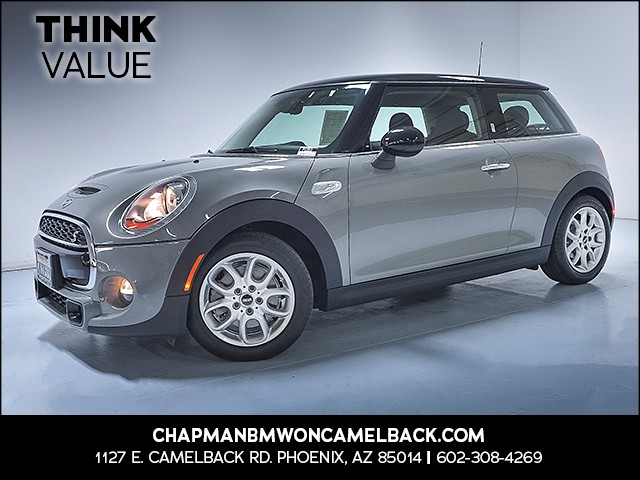 2015 MINI Cooper  S Hardtop 21449 miles VIN WMWXP7C51F2A35248 For more in