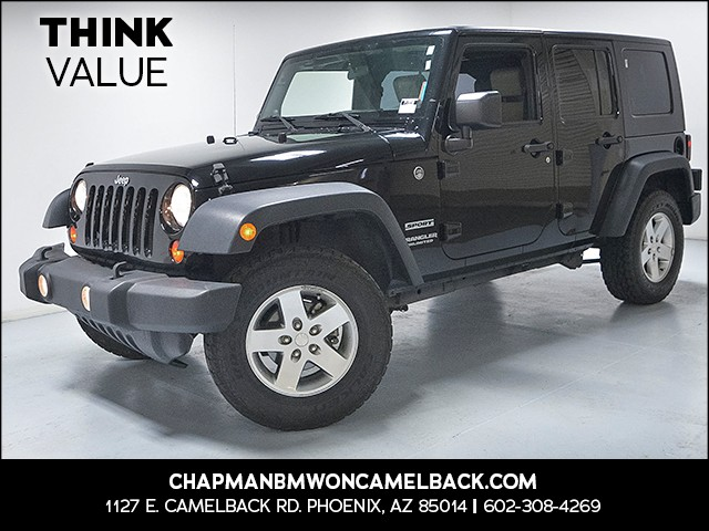 2010 Jeep Wrangler Unlimited Sport 76754 miles VIN 1J4BA3H14AL171171 For more information con