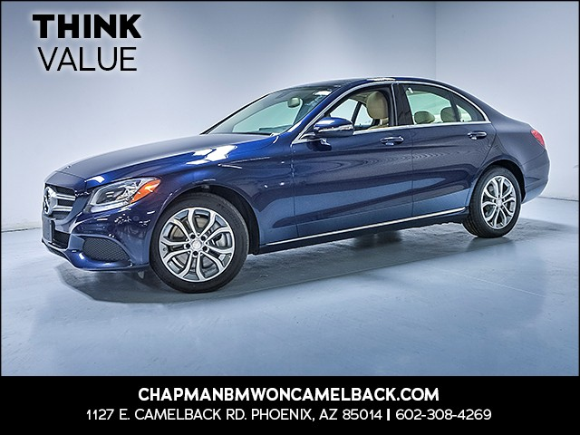 2015 Mercedes C-Class C 300 34652 miles VIN 55SWF4JB2FU044154 For more information contact ou