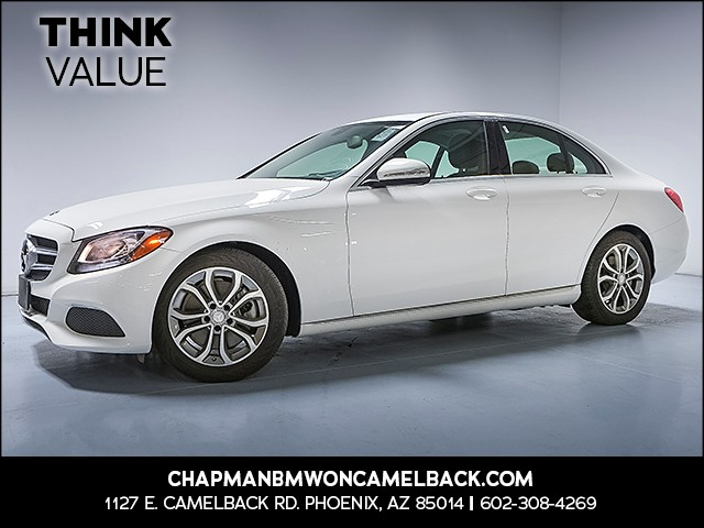 2015 Mercedes C-Class C 300 29825 miles VIN 55SWF4JB5FU071462 For more information contact ou