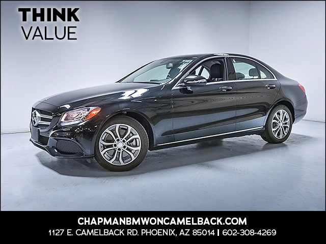 2015 Mercedes C-Class C 300 27630 miles VIN 55SWF4JB3FU053784 For more information contact ou