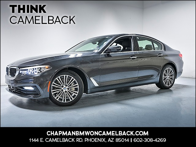 2018 BMW 5-Series 530i 9288 miles VIN WBAJA5C51JG898541 For more information contact our inte
