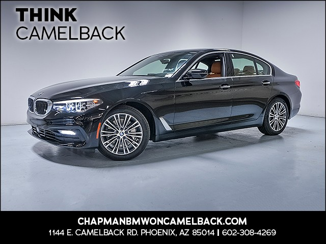 2018 BMW 5-Series 540i 10971 miles VIN WBAJE5C56JWA96130 For more information contact our int