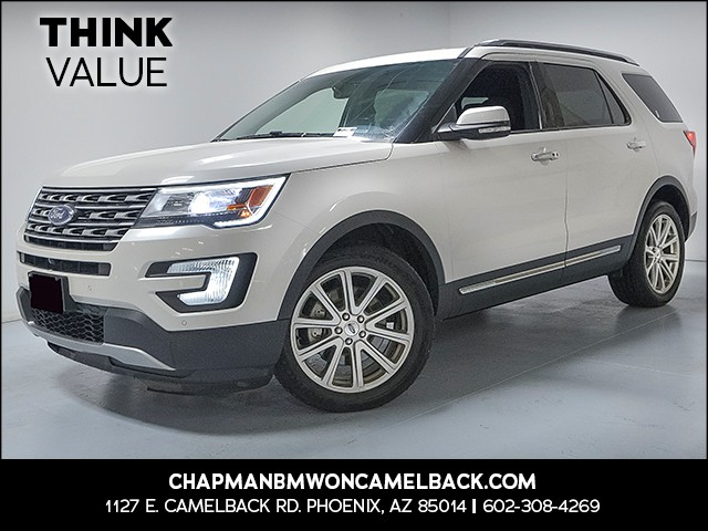 2017 Ford Explorer Limited 35641 miles VIN 1FM5K7F85HGA95322 For more information contact our