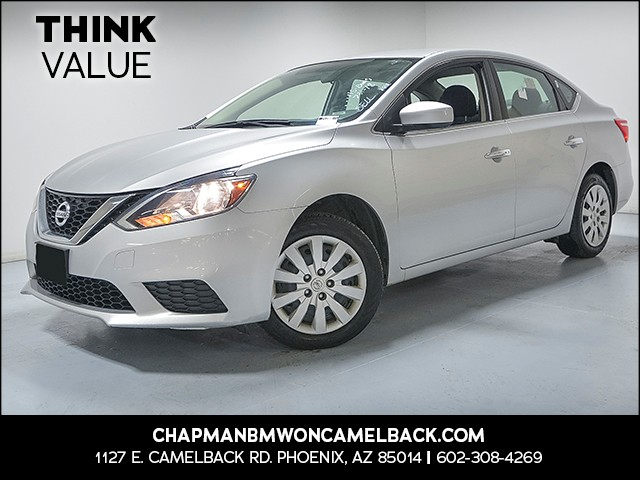 2017 Nissan Sentra S 35296 miles VIN 3N1AB7AP1HL644918 For more information contact our inter