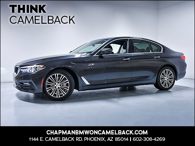 2018 BMW 5-Series 530i 11364 miles Why Camelback Chapman BMW on Camelback is the Centrally loca