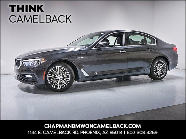 2018 BMW 5-Series 530i 8574 miles Why Camelback Chapman BMW on Camelback is the Centrally locat