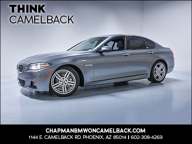2016 BMW 5-Series 535i 34275 miles VIN WBA5B1C50GG132803 For more information contact our int