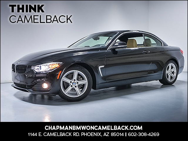 2015 BMW 4-Series 428i Conv 25848 miles Why Camelback Chapman BMW on Camelback is the Centrally