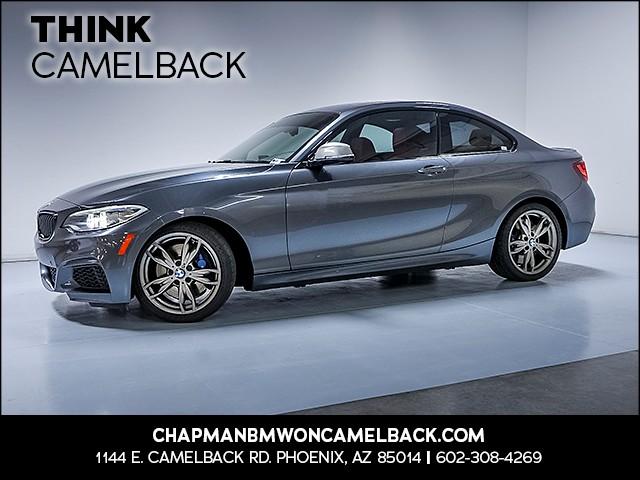 2015 BMW 2-Series M235i 29892 miles VIN WBA1J7C53FV358882 For more inform