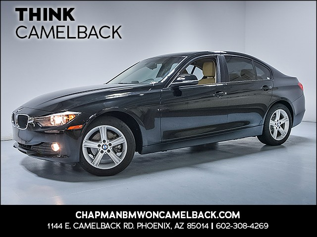 2015 BMW 3-Series Sdn 320i 30165 miles VIN WBA3B1C5XFK140992 For more information contact our
