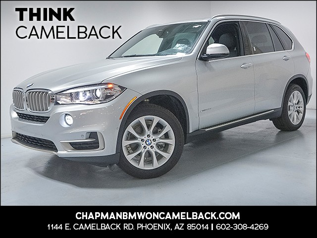 2018 BMW X5 xDrive35d 9630 miles Why Camelback Chapman BMW on Camelback uses real time market a