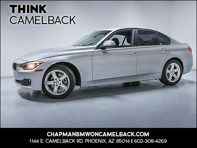2015 BMW 3-Series Sdn 320i 32715 miles Why Camelback Chapman BMW on Camelba