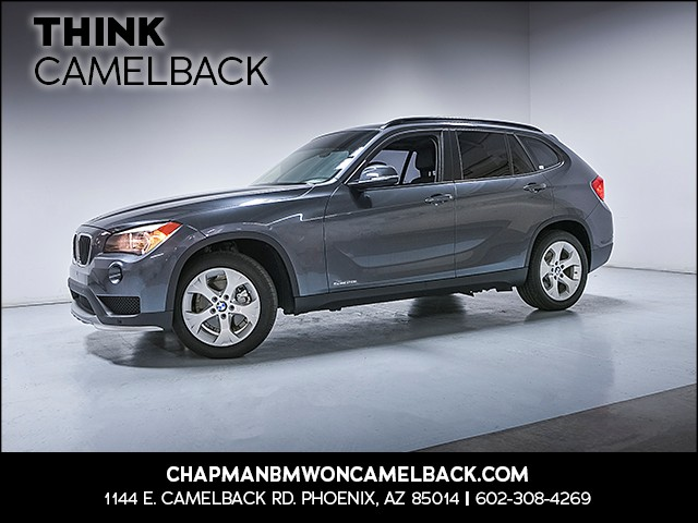 2015 BMW X1 sDrive28i 34284 miles Why Camelback Chapman BMW on Camelback is the Centrally locat