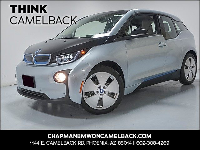 2016 BMW i3 18661 miles Why Camelback Chapman BMW on Camelback is the Centr