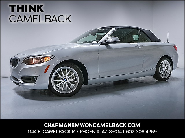 2015 BMW 2-Series 228i 13400 miles Why Camelback Chapman BMW on Camelback i