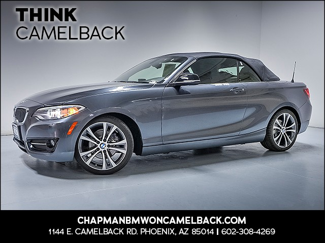 2015 BMW 2-Series 228i 19237 miles Why Camelback Chapman BMW on Camelback i