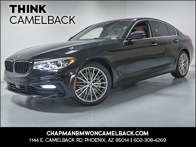 2017 BMW 5-Series 540i 8497 miles 1144 E Camelback Rd 6023852286 Chapman BMW on Camelback is