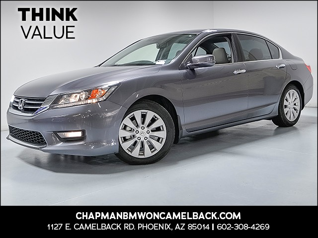2015 Honda Accord EX-L wNavi 97081 miles 6023852286Think Camelback Chapman Value Center