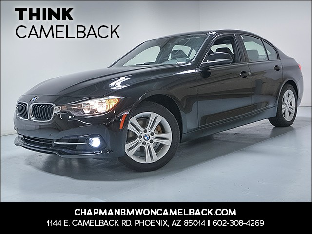 2016 BMW 3-Series Sdn 328i 25730 miles VIN WBA8E7C55GK415413 For more information contact our