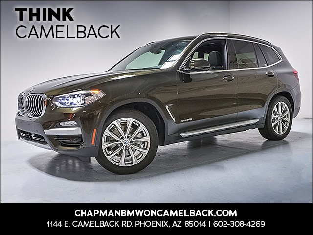 2018 BMW X3 xDrive30i 8927 miles VIN 5UXTR9C52JLA13882 For more information contact our inter