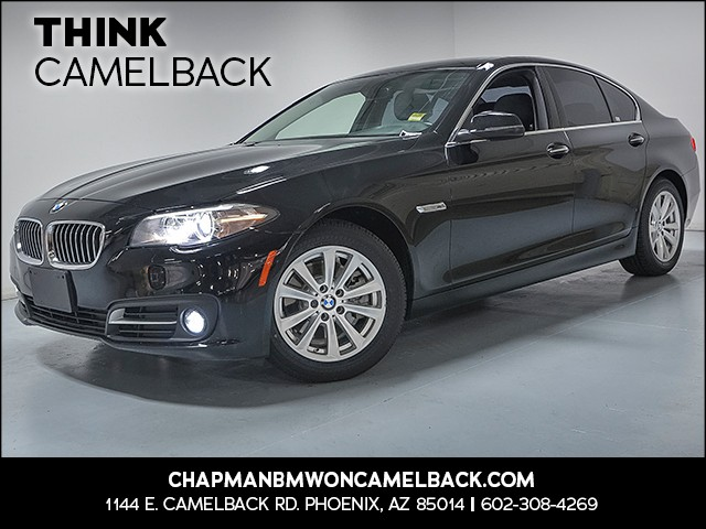 2015 BMW 5-Series 528i 36682 miles Why Camelback Chapman BMW on Camelback uses real time market