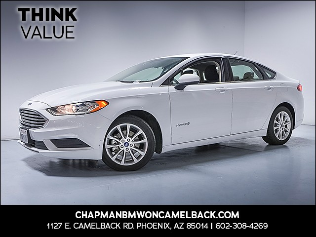 2017 Ford Fusion Hybrid SE 48233 miles 6023852286 Think ValueChapman Value Center in Phoen