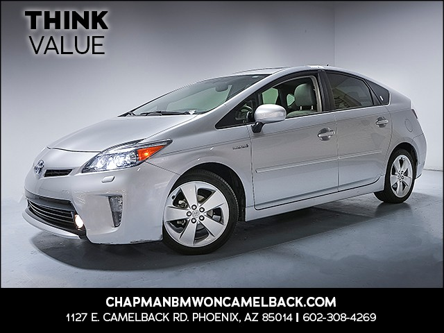 2013 Toyota Prius Four 65086 miles 6023852286 Think VALUE Chapman Valu